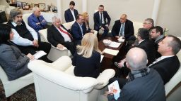 Премиерът провежда среща с превозвачите