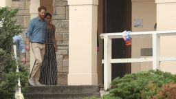Меган напусна Великобритания в разгара на кралската драма
