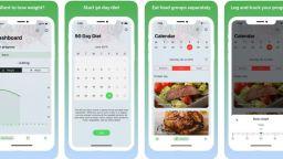 Българско мобилно приложение да си върнем формата след празниците