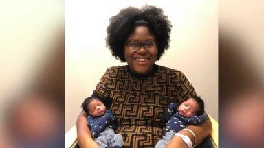 Американка два пъти роди близнаци за година