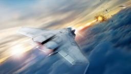 Китай ще разработва авиационен боен лазер