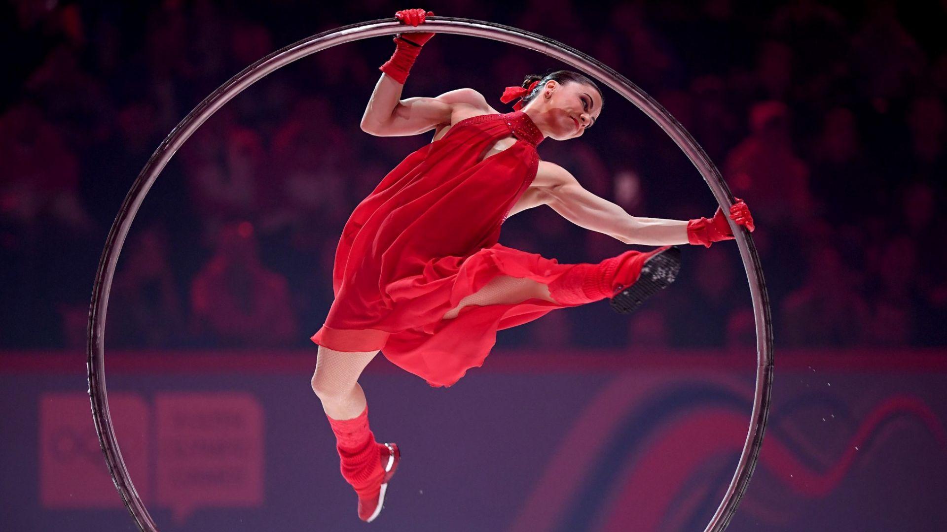Страхотна церемония даде старт за младежката зимна Олимпиада (снимки)