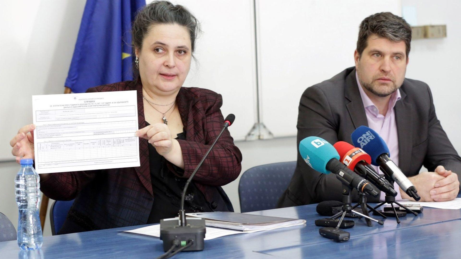 НАП ще пусне предварително попълнени данъчни декларации