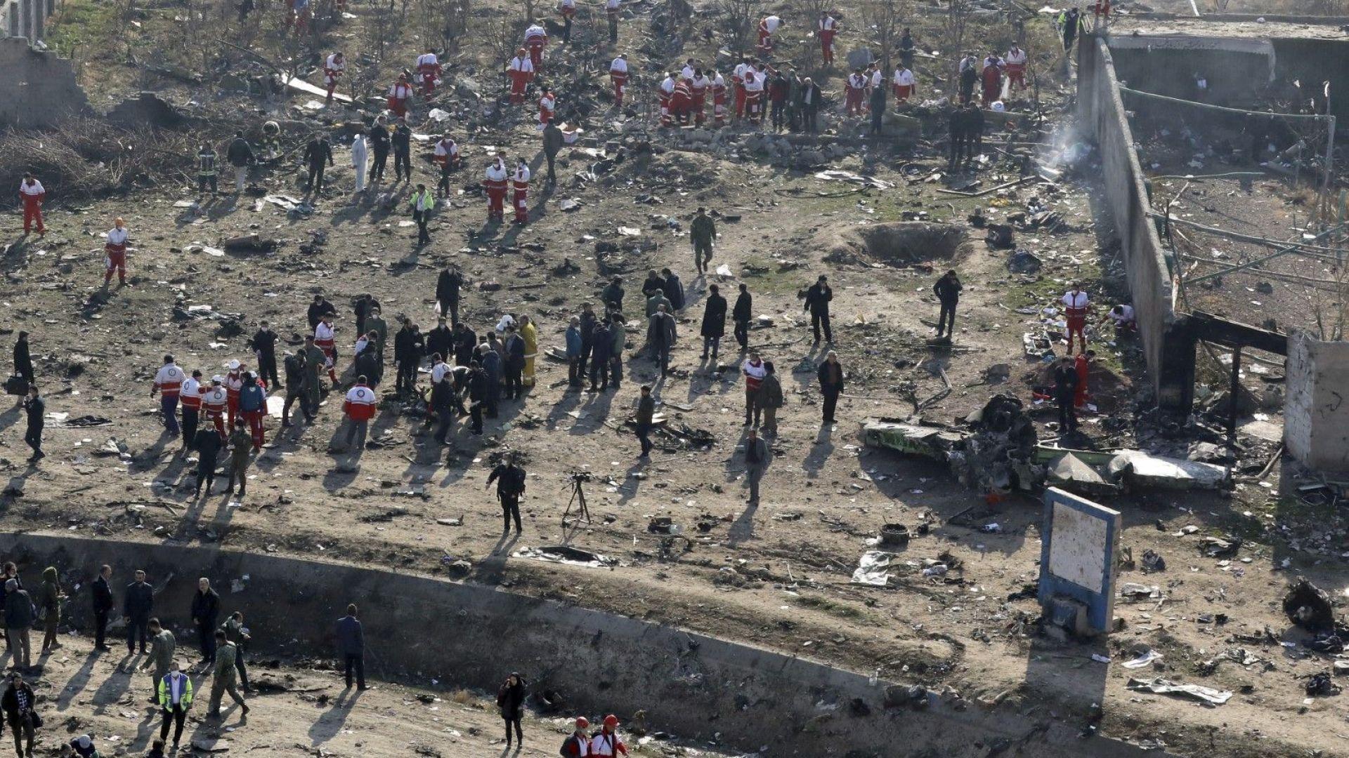 Ирански военен прокурор: Човешка грешка е довела до свалянето на украинския самолет