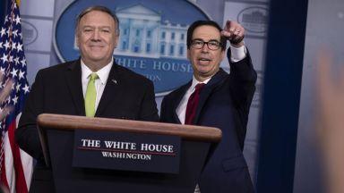 САЩ обявиха нови тежки санкции против Иран