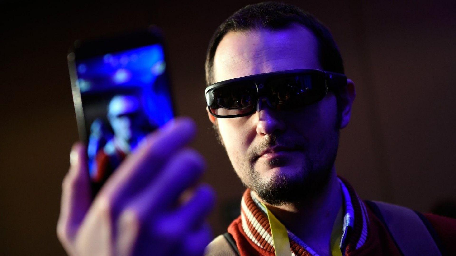 Разработиха умни очила, измерващи температурата от разстояние