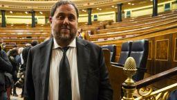 Каталунският сепаратистки лидер вече не е евродепутат