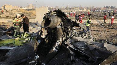 Техеран: Не сме лъгали за украинския самолет, чак след два дни разбрахме, че e свален погрешка