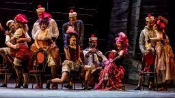 Древногръцка формула за златното сечение обяснява успеха на мюзикълите