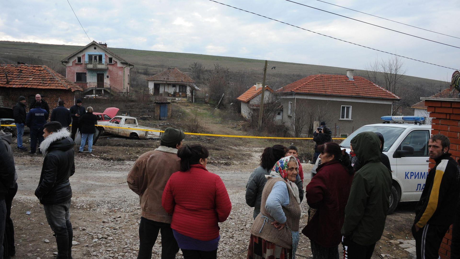 След трагедията в Галиче местните искат изселване за фамилията на убиеца