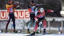 Норвежки триумф в индивидуалната смесена щафета, българите не завършиха