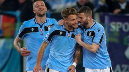 В шампионски екипи Лацио продължава да мечтае за върха