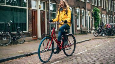 Ходенето на работа с велосипед намалява риска от сърдечносъдови заболявания