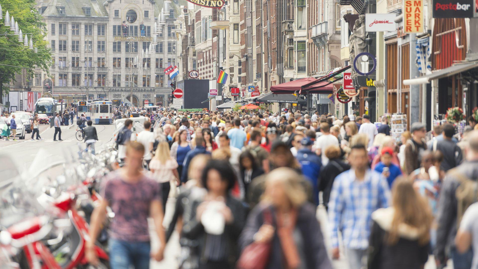 В Амстердам не искат вече масов туризъм
