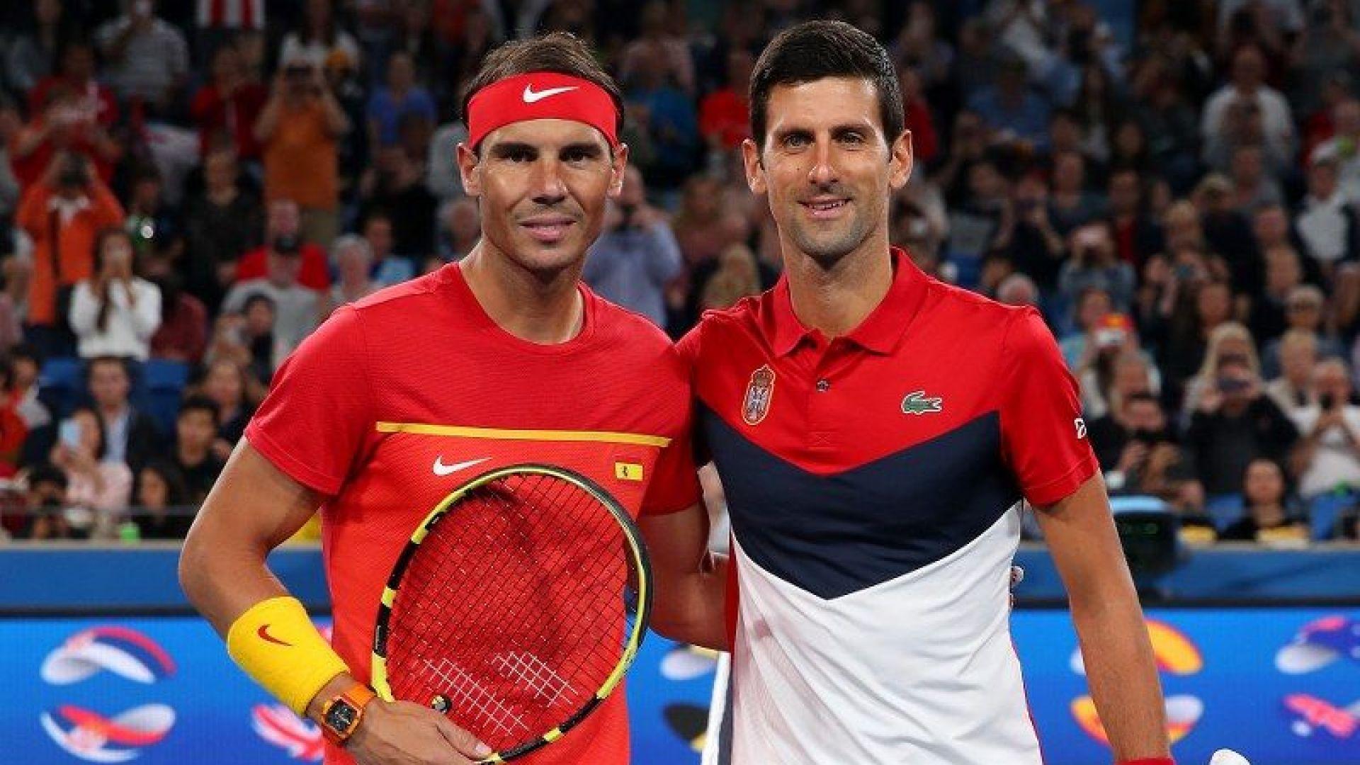 Тони Надал: Много по-трудно е срещу Джокович, отколкото срещу Федерер
