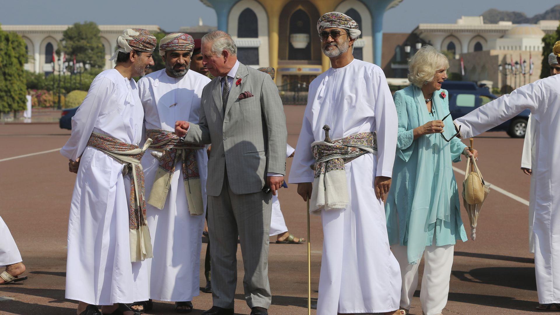 Световни лидери се стичат в Оман, за да се срещнат с новия султан