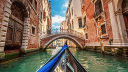 Първата рисунка на Венеция е дело на италиански пилигрим