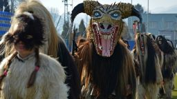 Симитлия - древната земя на кукерите в Симитли