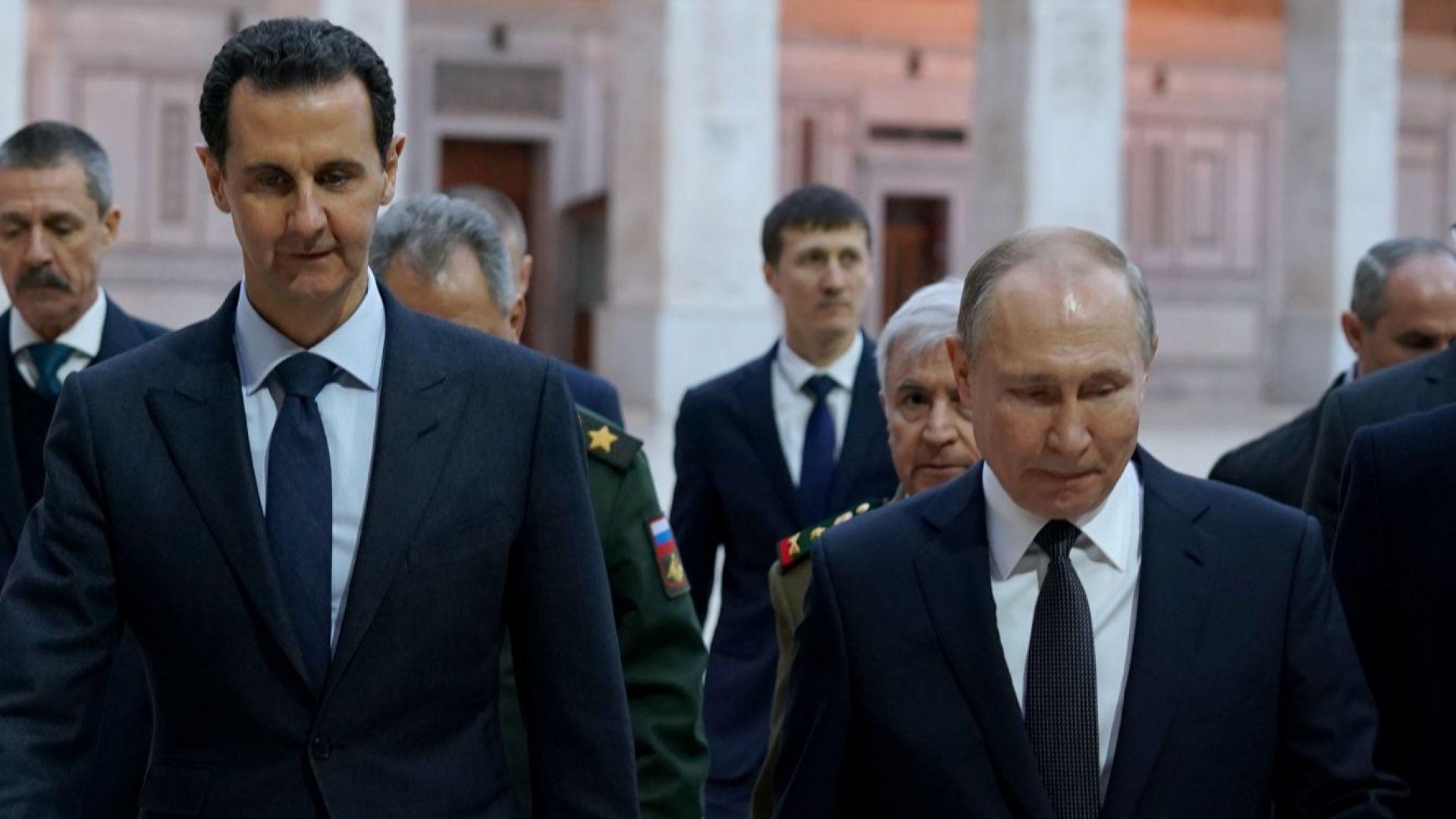 Асад предложил да изпрати Тръмп по пътя на апостол Павел