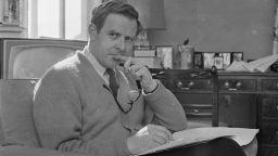 """Британският писател на шпионски романи Джон льо Каре e носителят на """"Улоф Палме"""" за 2019"""