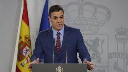 Испания помилва 9 каталунски лидери, осъдени за референдума през 2017 г.