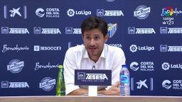Треньорът на Малага беше уволнен заради секс видео