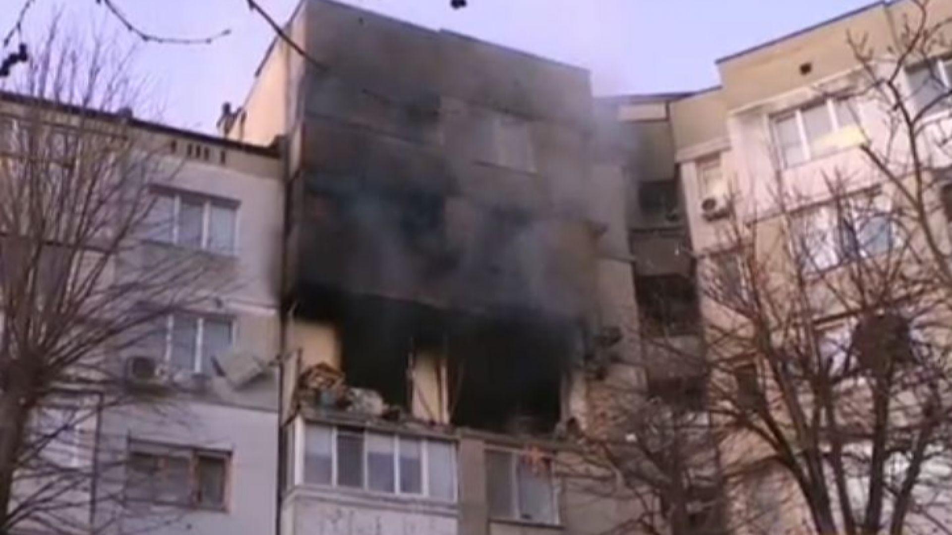 Хората от взривения блок във Варна не знаят кога ще се приберат