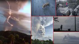 Десетки земетресения, лава и дъжд от камъни: Таал излива гнева си по Манила