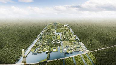 Революционният Smart City в Канкун ще включва над 7 милиона растения