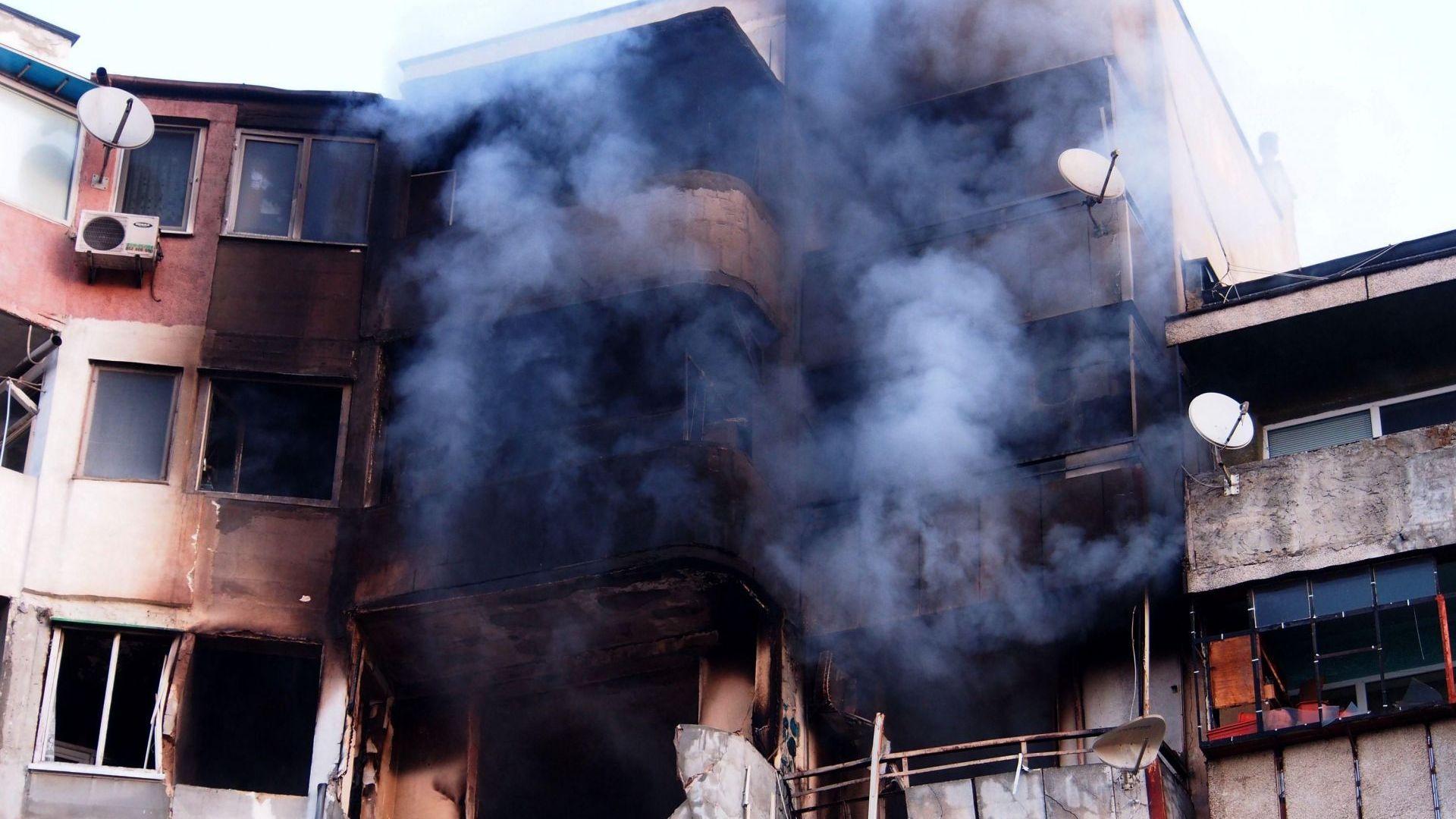 Изоставеният насилник е загинал при взрива във Варна, купил 30 л бензин и 11 л газ