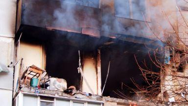 Почина възрастната жена, обгазена при взрива във Варна