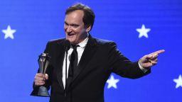 """""""Имало едно време в Холивуд"""" с голямата награда и на """"Изборът на критиците"""""""