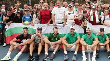 Организаторите са уверени, че ATP Cup ще се проведе по план