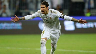 Историята отвътре: Наистина ли Реал е на път да се раздели със своята емблема Рамос?
