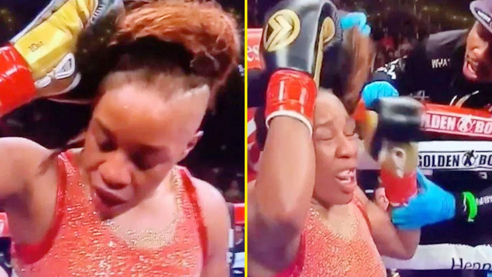 Шампионка в бокса изживя най-срамния си и куриозен момент в кариерата