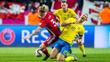 Неостаряващият Ибра се връща в националния на Швеция