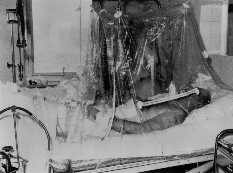 Възстановяването му след ужаса от 6 февруари 1958 г. отнема месеци