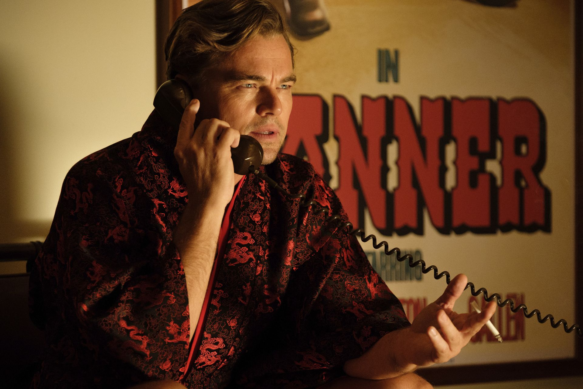 """Леонардо ди Каприо в """"Имало едно време в Холивуд"""""""""""