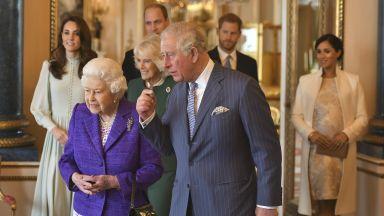 """Кралицата даде """"преходен период"""" за оттеглянето на Хари и Меган"""