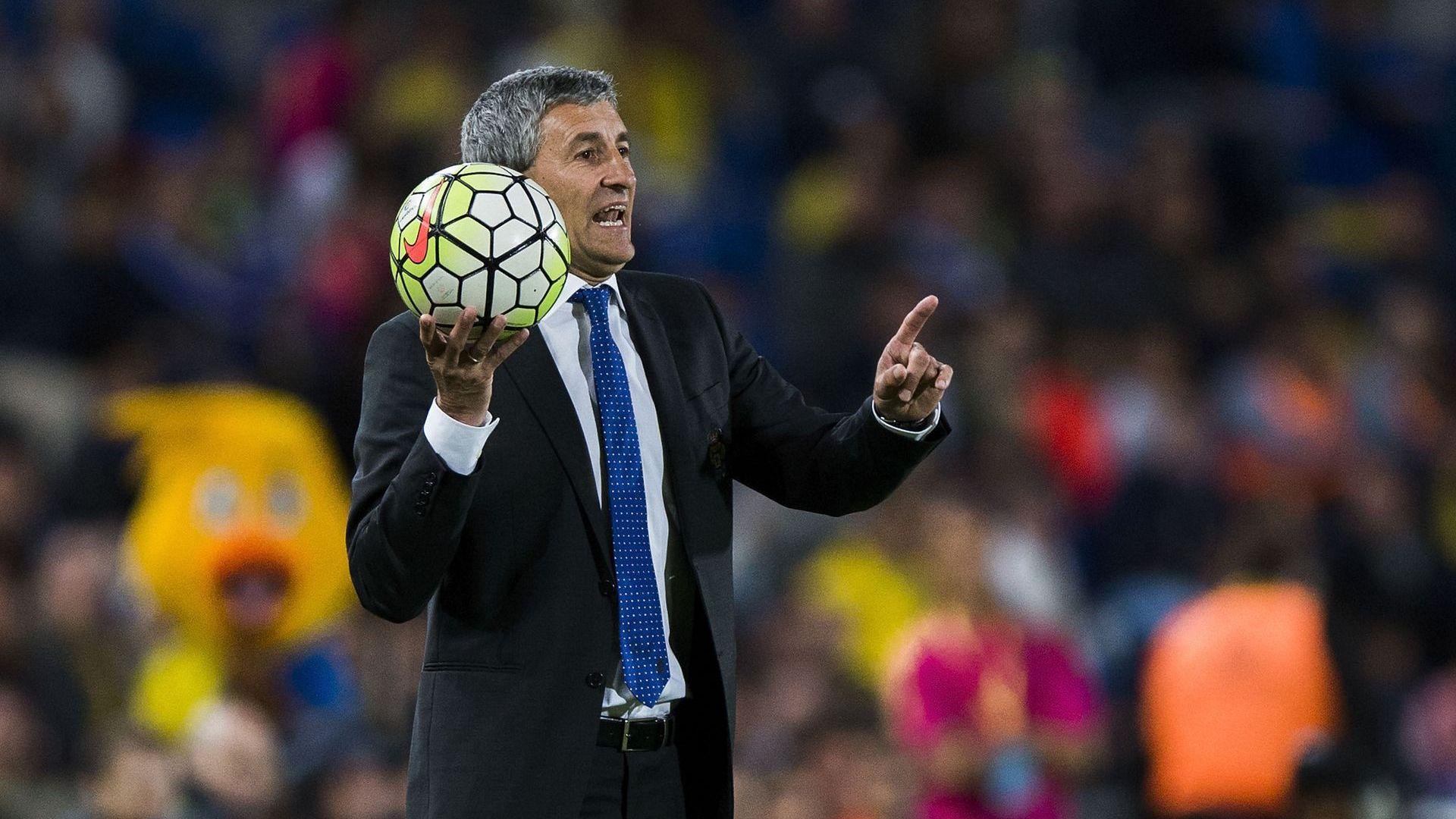 Треньорът на Барса съзря предимство за противниците в петте смени