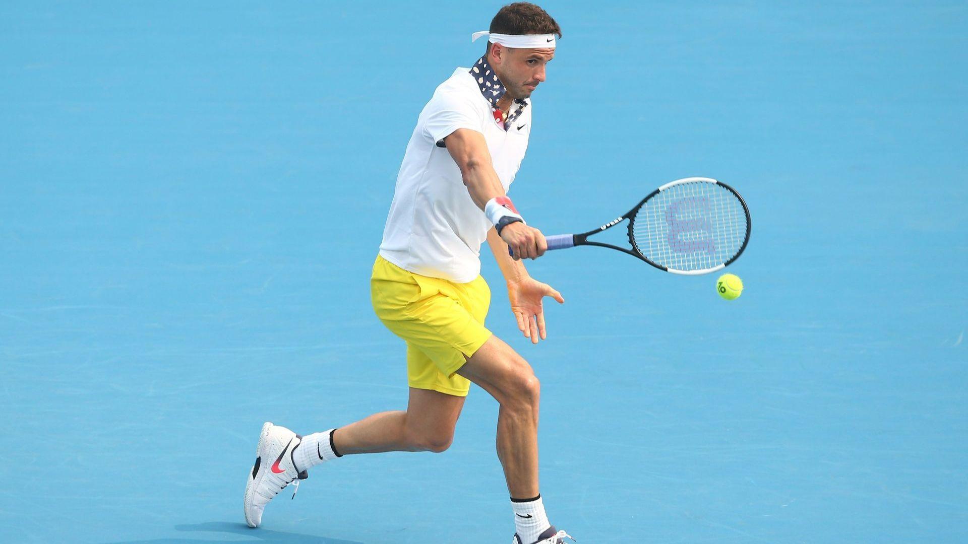 Григор е №17 в схемата на Australian open, букмейкърите го класират по-напред