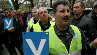 Автоинструктори протестират срещу промените в обучението на шофьори