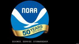 Американският гигант NOAA навършва 50 години