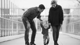 Синът на Поли Генова навърши 9 месеца