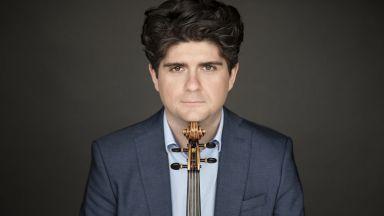 Най-младият концертмайстор на Виенската филхармония ще гостува на Софийската филхармония