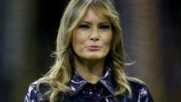 Критики в Туитър ядосаха Мелания Тръмп