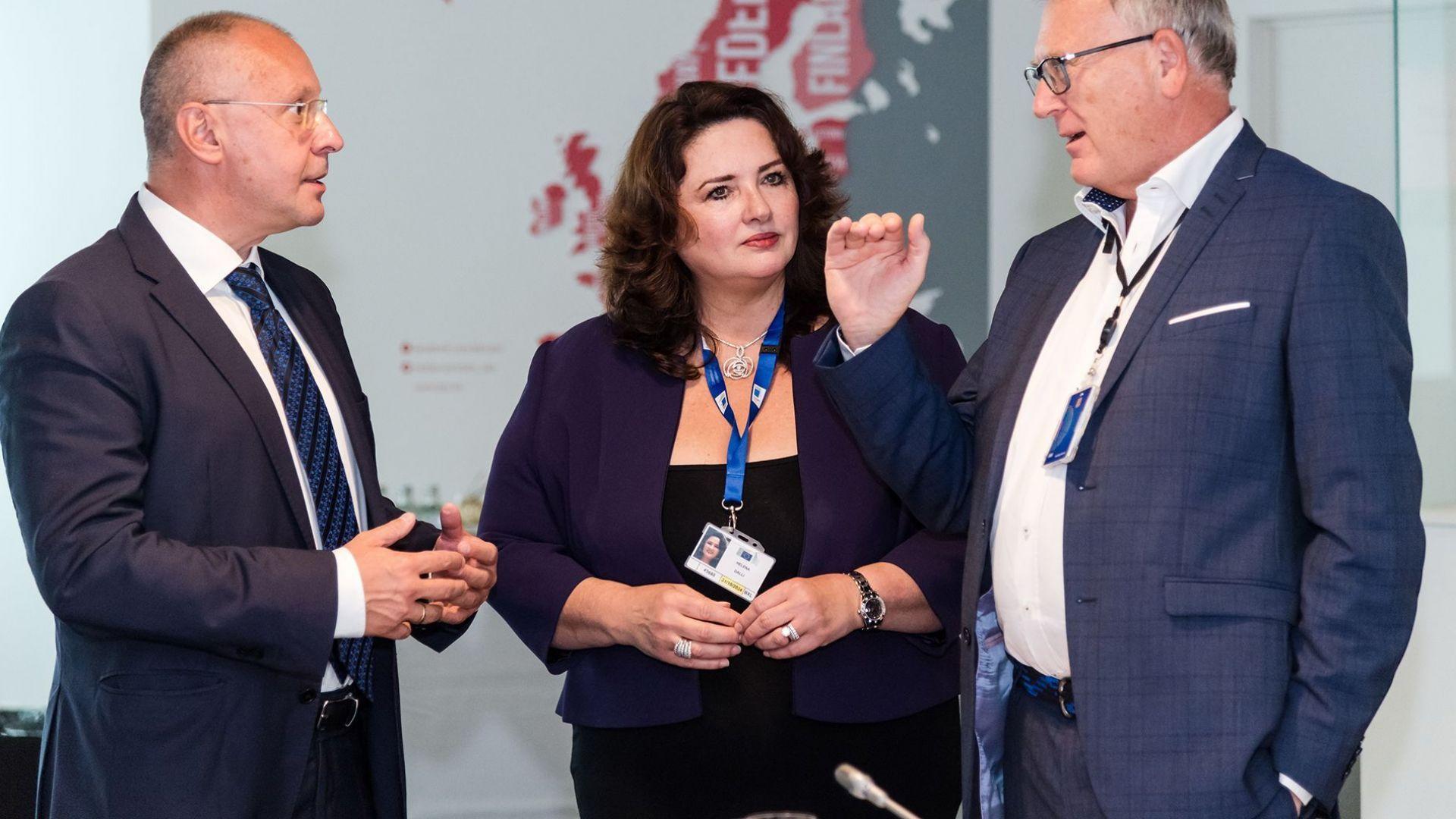 Станишев: ЕК стартира с леви политики под натиска на социалистите