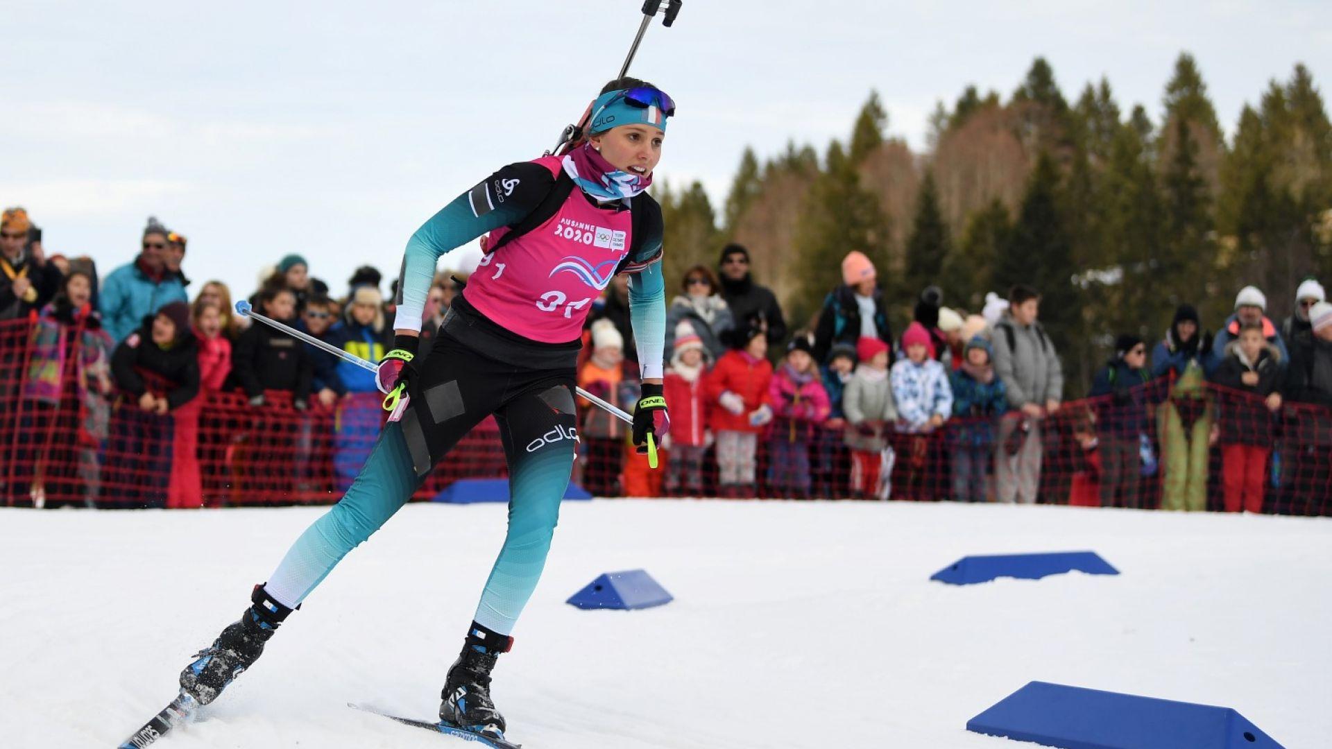Валентина Димитрова донесе най-силния ни резултат на Олимпиадата