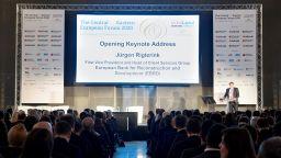 Директорът на ББР Стоян Мавродиев сред бизнес лидерите на Годишния икономически форум във Виена