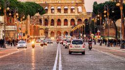 Рим забранява всички дизелови коли заради мръсния въздух